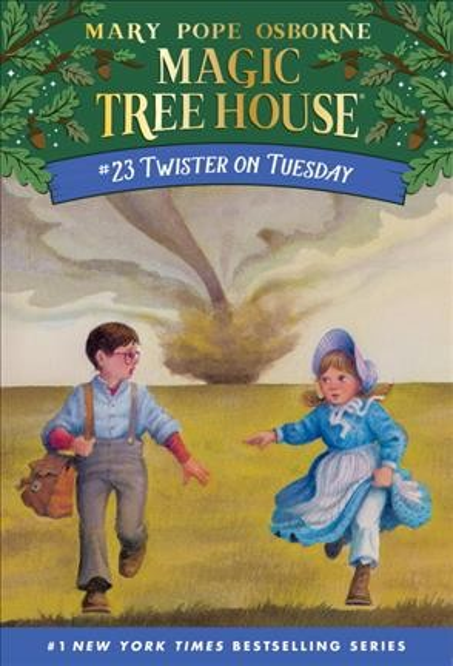Magic Tree House #23:Twister on Tuesday