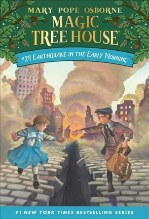 Magic Tree House #24:Earthquake in the Early Morning