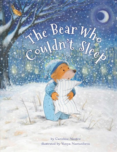 The Bear Who Couldn\