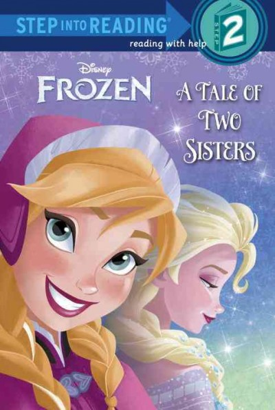 Frozen:A Tale of Two Sisters 冰雪奇緣英語閱讀書