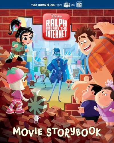 Wreck-it Ralph 2 Movie Storybook