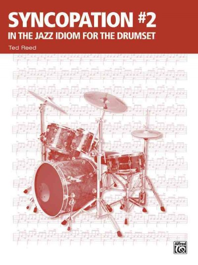 Syncopation No 2 in the Jazz Idiom for the Drumset