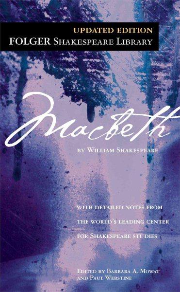 Macbeth (Folger Shakespeare Library Series)
