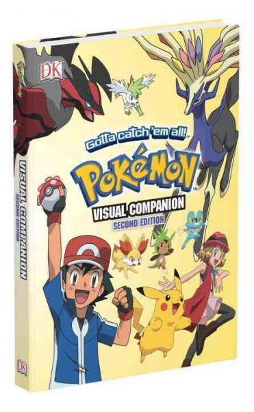 Pokemon Visual Companion