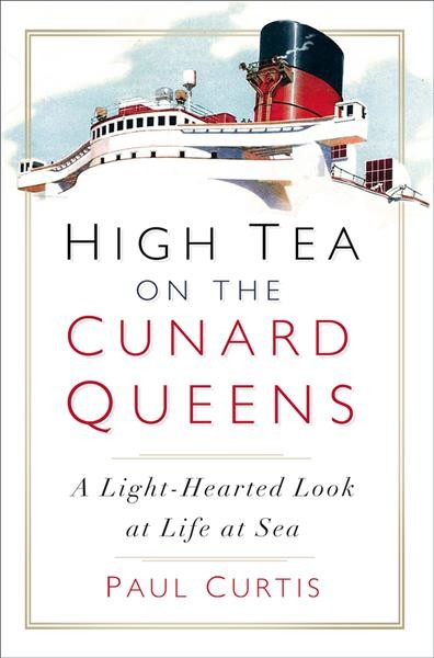 High Tea on the Cunard Queens