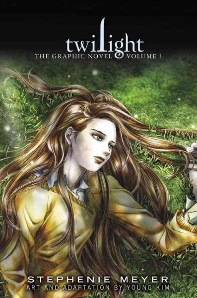 Twilight: The Graphic Novel 1  暮光之城漫畫版1