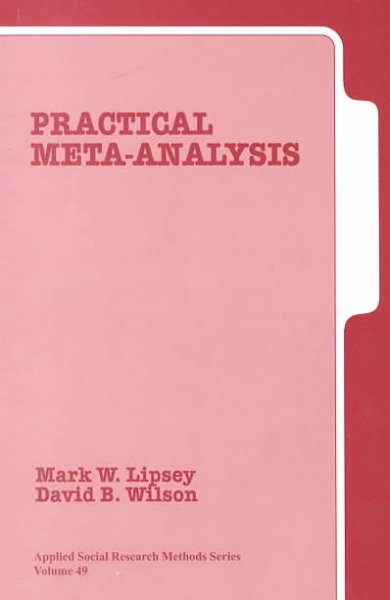 Practical meta-analysis /