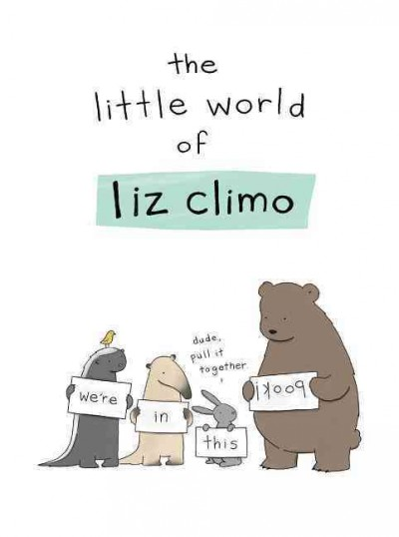 The Little World of Liz Climo麗池的異想世界