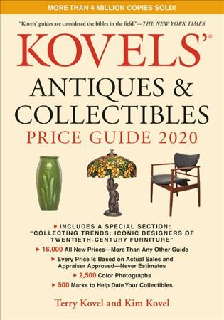Kovels Antiques and Collectibles Price Guide 2020