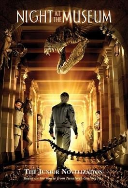 Night at the Museum: A Junior Novelization (Mass Market Paperback)