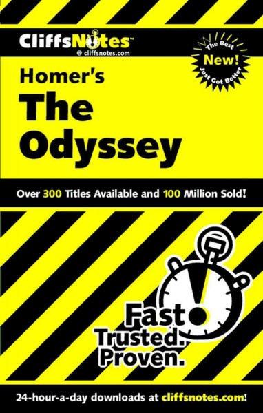 The Odyssey (Cliff Notes)