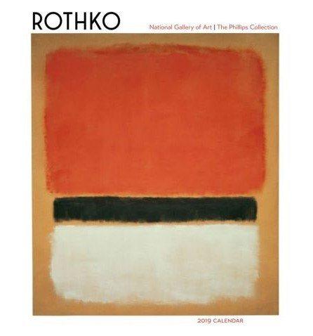 Rothko 2019 Calendar(Wall)