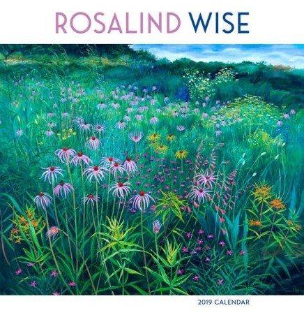 Rosalind Wise 2019 Calendar(Wall)