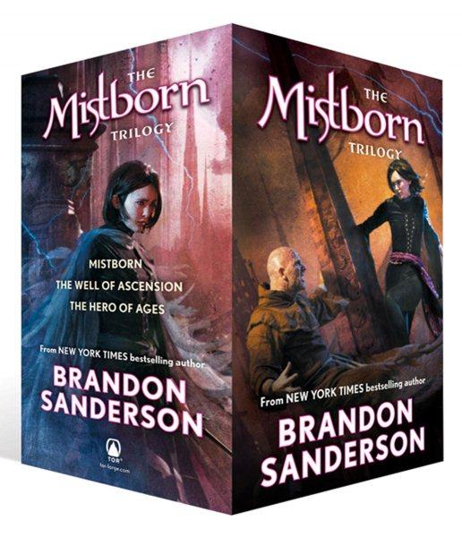 Mistborn Trilogy  迷霧之子1-3集套書
