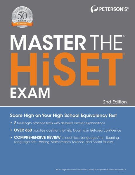 Master the Hiset Exam