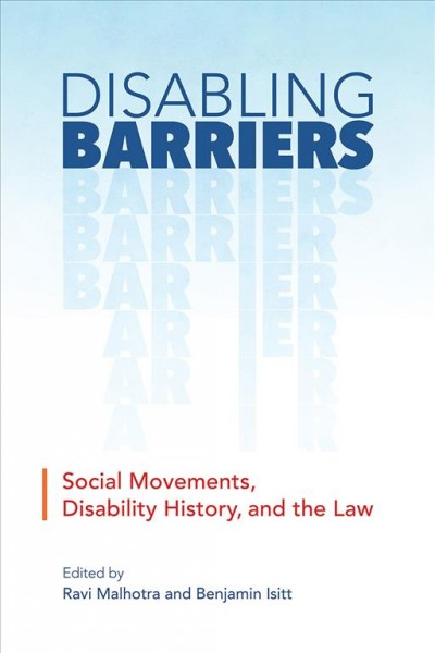 Disabling Barriers