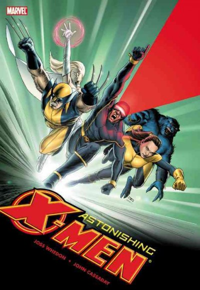 Astonishing X-Men: Vol. 1