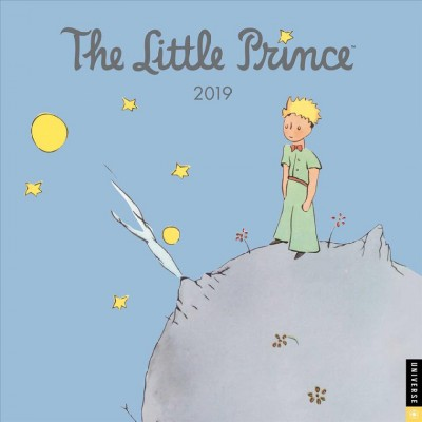 The Little Prince 2019 Calendar