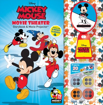 Disney Mickey Mouse Storybook & Movie Projector
