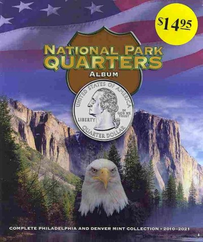 National Park Quarters 2010 to 2021
