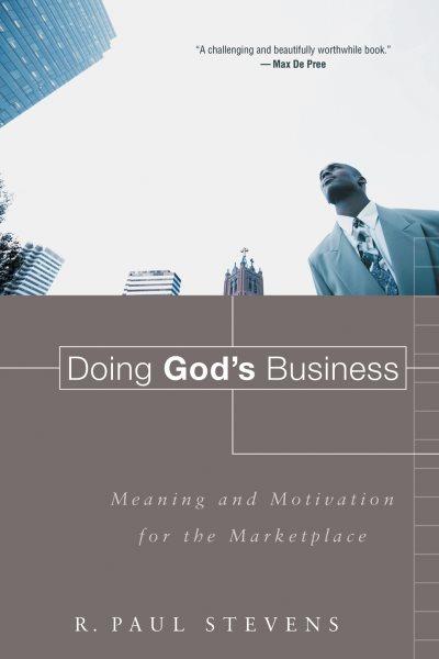 Doing God