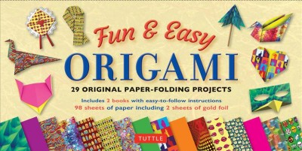 Fun & Easy Origami Kit