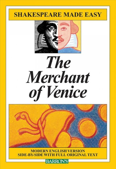 Barron`s Shakespeare Made Easy: Merchant