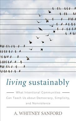 Living Sustainably