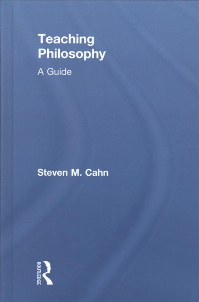 Teaching philosophy : a guide