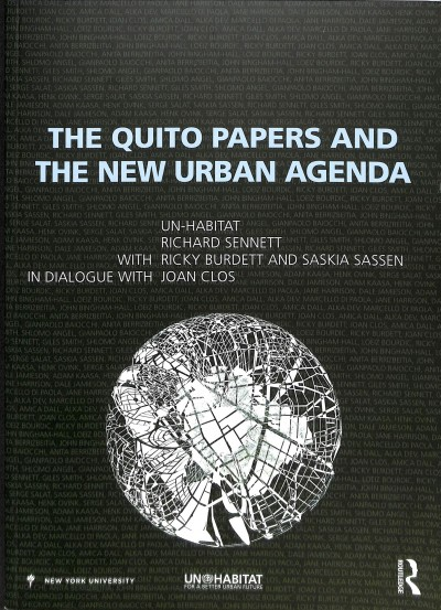 The Quito Papers and the New Urban Agenda