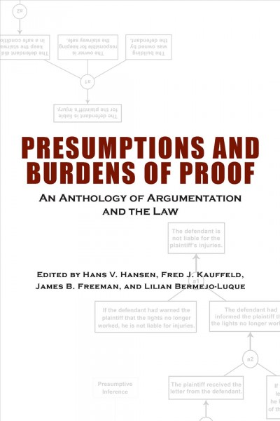 Presumptions and Burdens of Proof