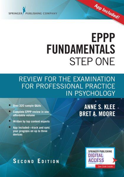 Eppp Fundamentals Step One