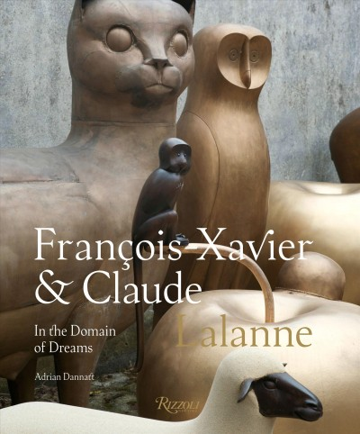Francois-xavier and Claude Lalanne