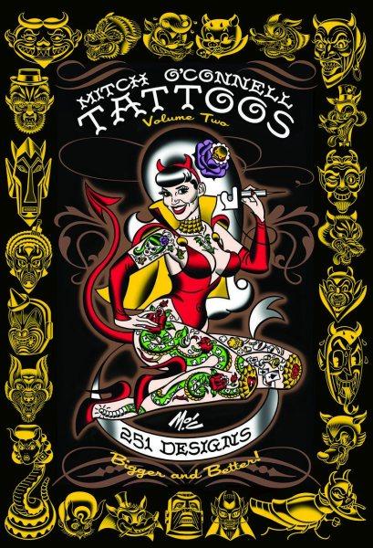Mitch O'Connell Tattoos .v.2(另開視窗)