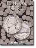 Jefferson Nickel 1962-1995 Coin Folder