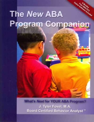 The new ABA program companion :  what