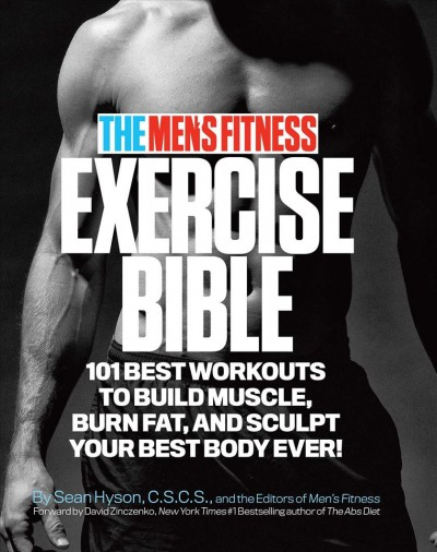 The Men's Fitness Exercise Bible