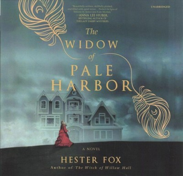 The Widow of Pale Harbor(有聲CD)