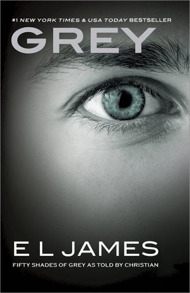 Fifty Shades of Grey as Told by Christian:Grey 格雷的五十道陰影.克里斯欽篇:格雷