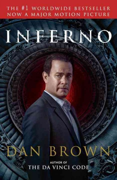 Robert Langdon Series 4:Inferno(MTI) 地獄(電影書封)