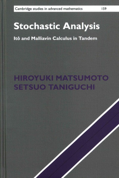 Stochastic analysis : Itô and Malliavin calculus in tandem