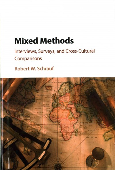Mixed methods : interviews, surveys, and cross-cultural comparisons