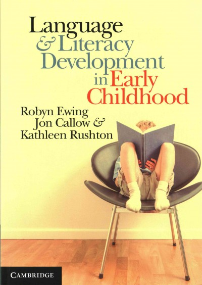 Language & literacy development in early childhood /