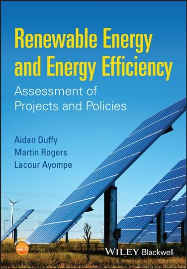 Renewable energy and energy efficiency:assessment of projects and policies