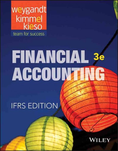 Financial accounting : IFRS