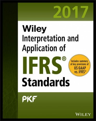 Wiley Interpretaion and Application of International Financial Reporting Standards 2017