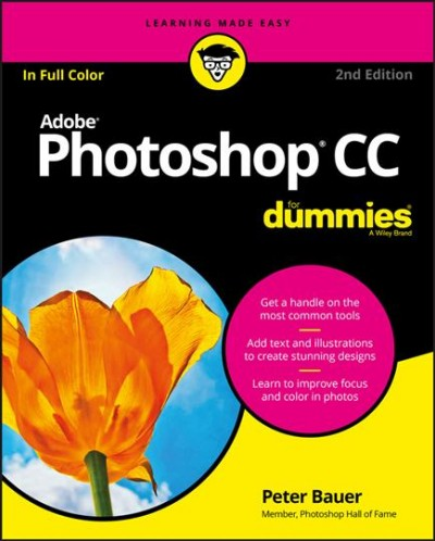 Photoshop CC for dummies /