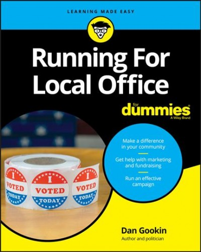Running for Local Office for Dummies