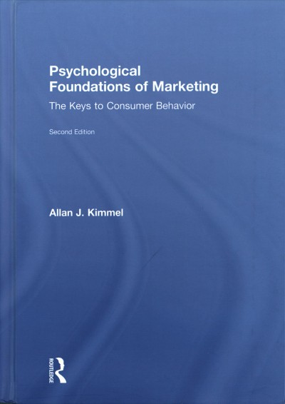 Psychological Foundations of Marketing