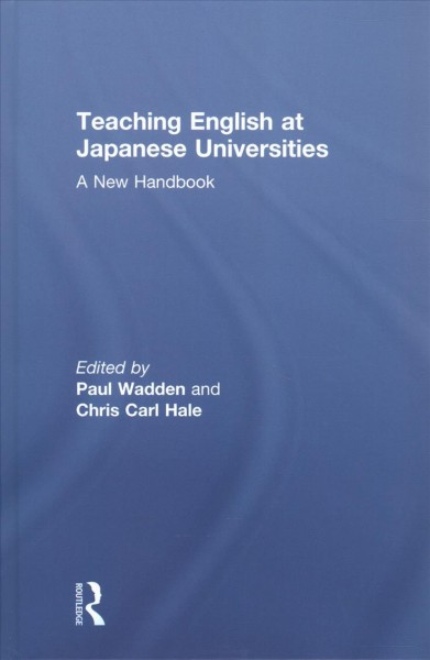 Guide for Teaching English at Japanese Universities